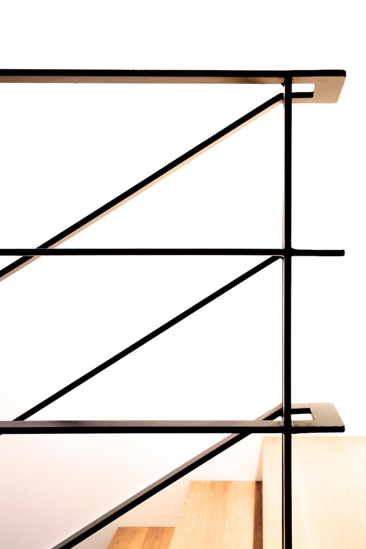 Bauhaus treppengeländer