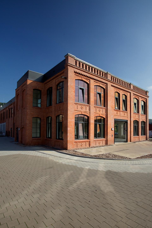 Aussenansicht | Gebäude 36 | Wutha-Farnroda