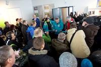 Eröffnung des Turmes am Inselsberg