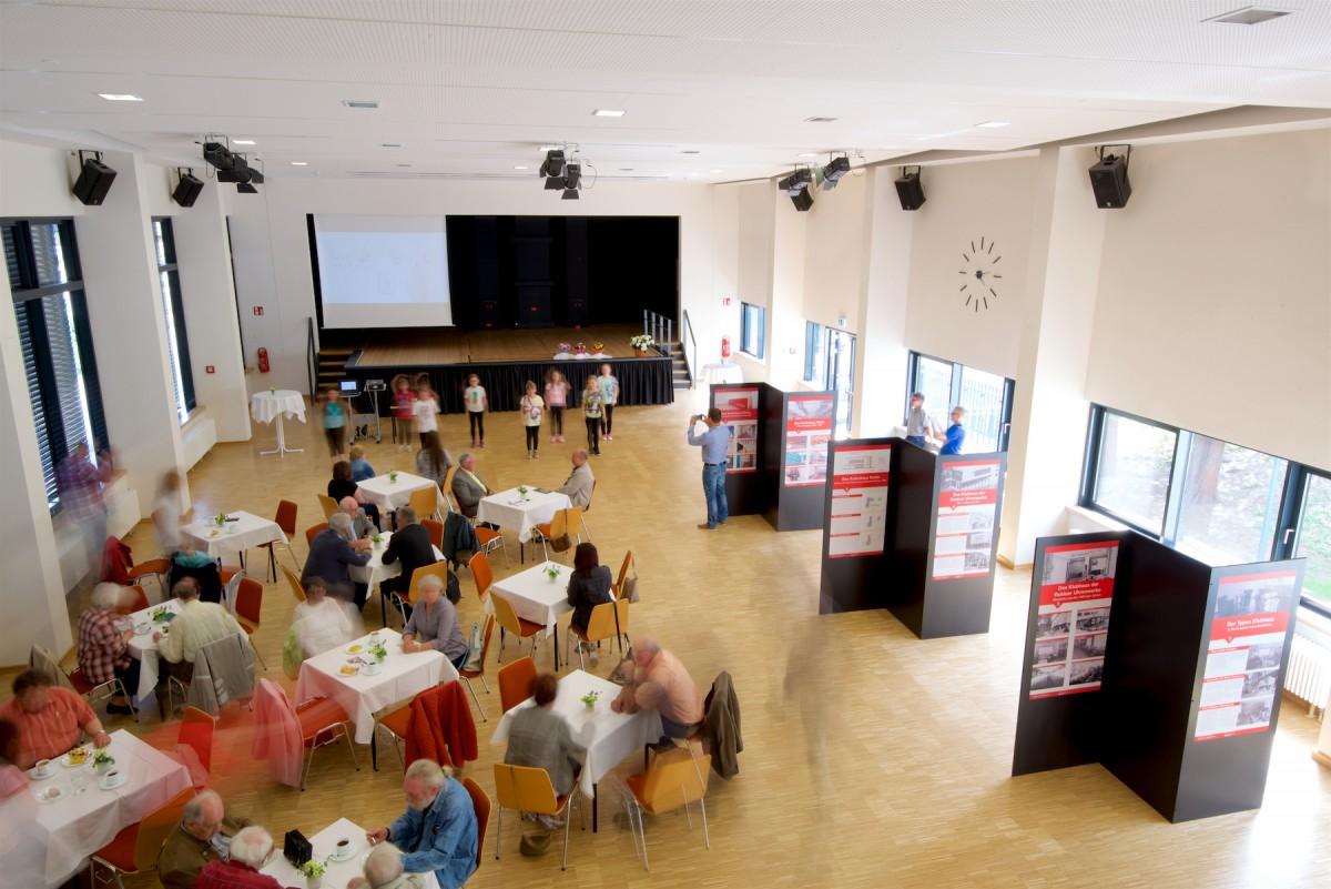 Ausstellung im Kulturhaus Ruhla