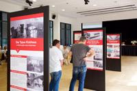Ausstellung im Kulturhaus in Ruhla