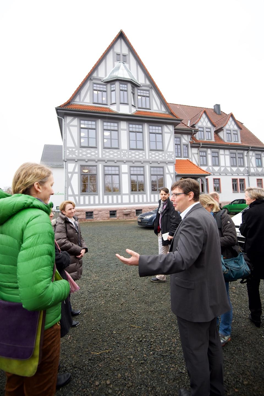 KiBiZe in Asbach / Schmalkalden