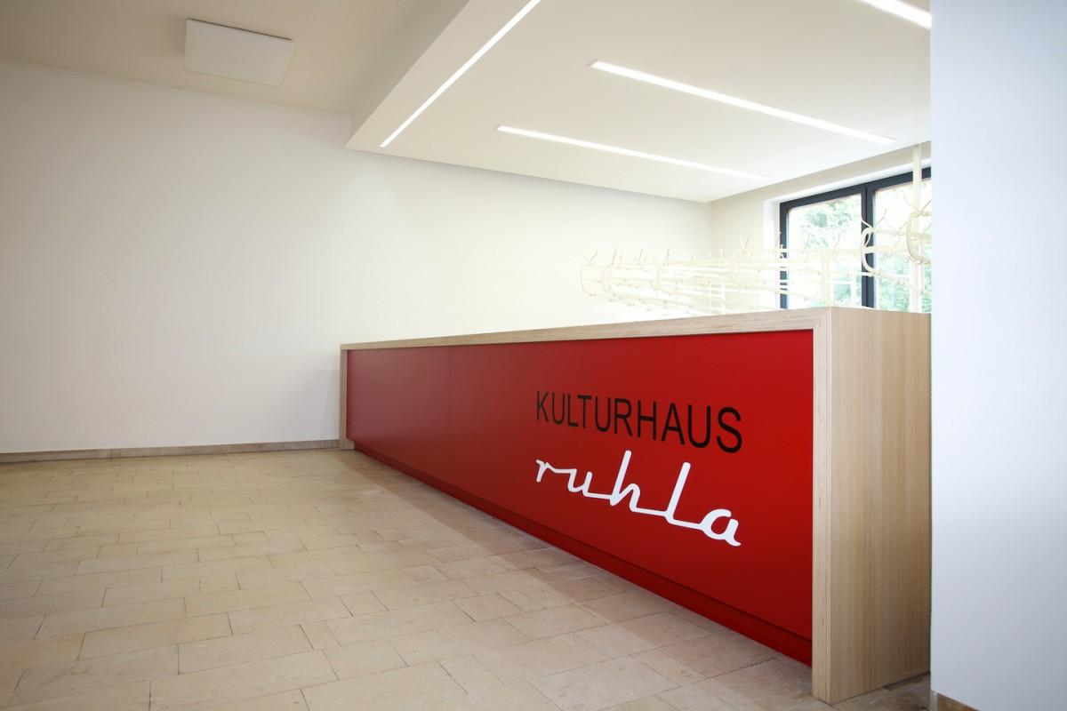 Tresen   Kulturhaus   Ruhla