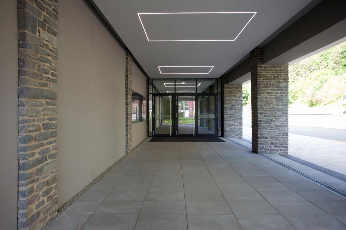 Eingangsbereich   Kulturhaus   Ruhla