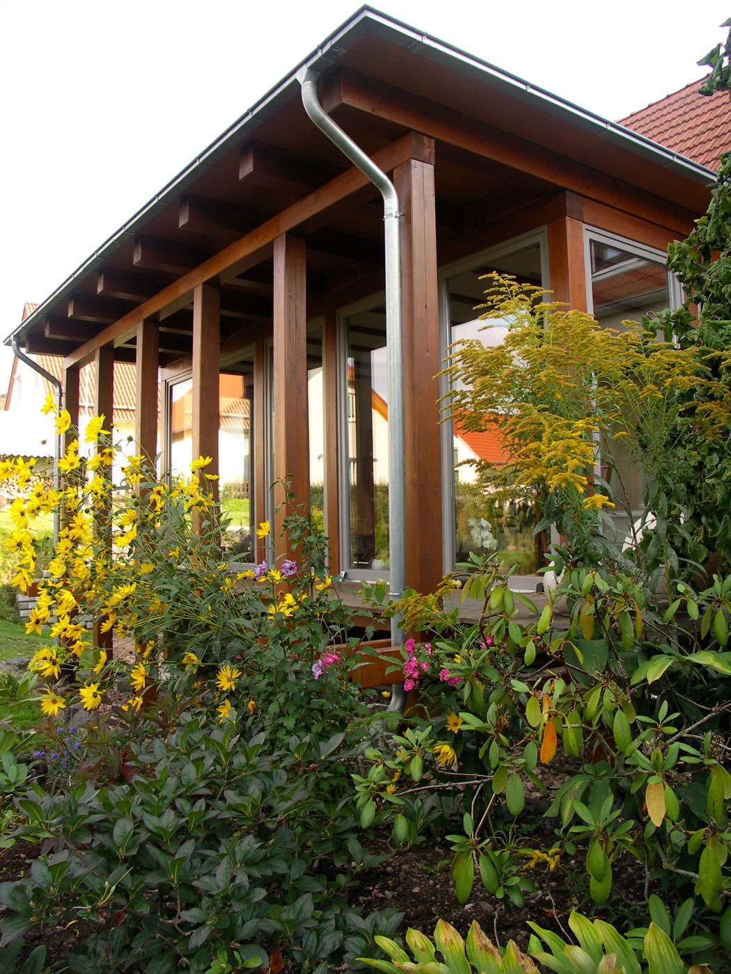 Wintergarten Kohlmann in Friedrichroda