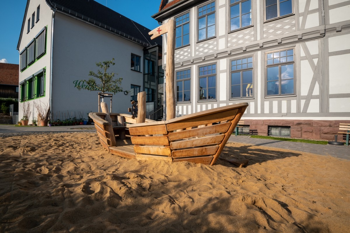 KiBiZe Kinderbildungszentrum in Asbach / Schmalkalden